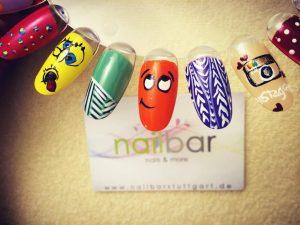 Nail Art 01